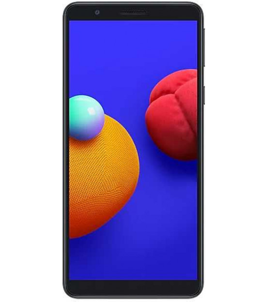 Смартфон Samsung A013F Galaxy A01 Core 1Gb/16Gb Black