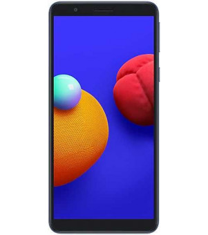 Смартфон Samsung A013F Galaxy A01 Core 1Gb/16Gb Blue