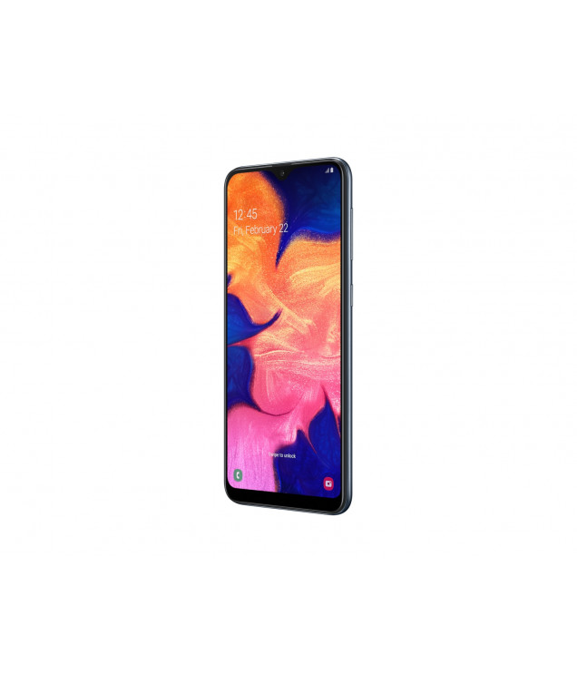 Смартфон Samsung A105F Galaxy A10 (2019) 2Gb/32Gb LTE DS Black